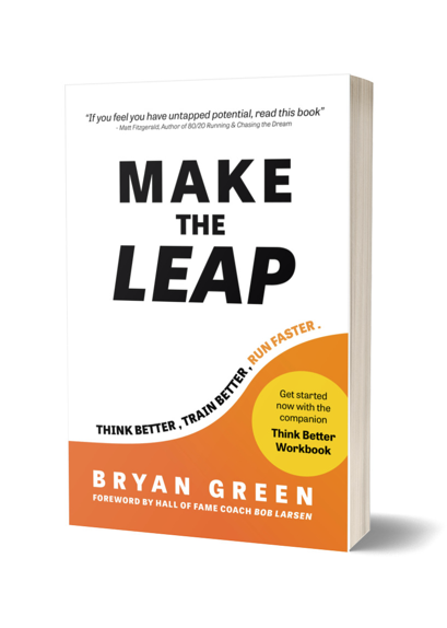 Image of Make the Leap front cover
