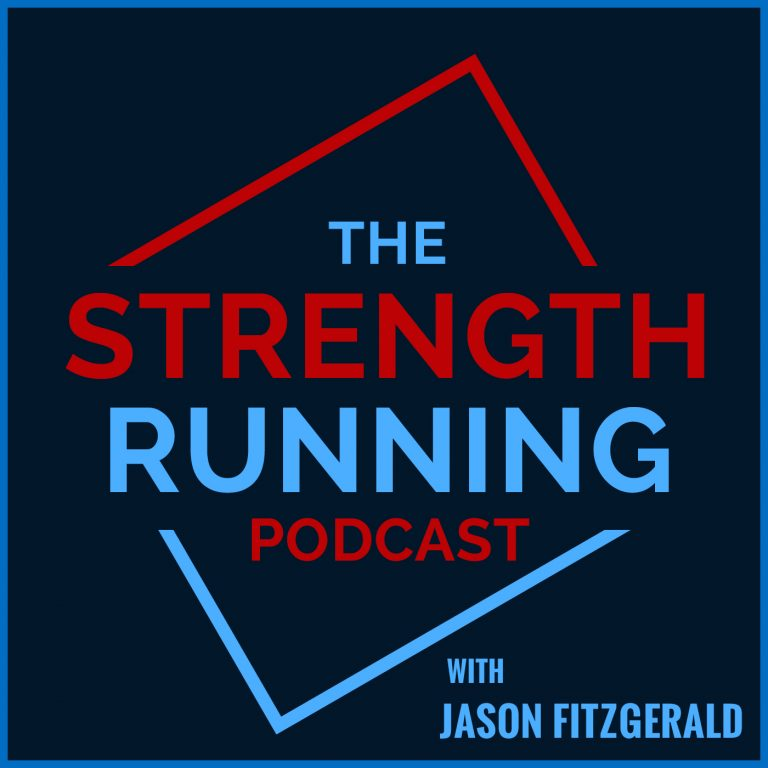 Strength Running podcast artwork
