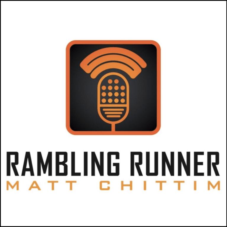 Rambling Runner podcast cover art